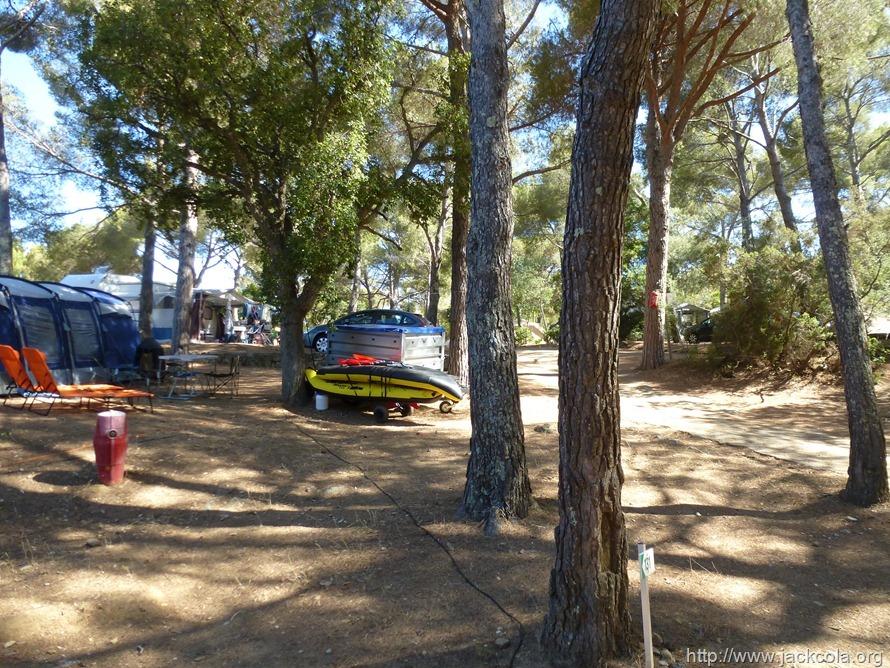 Camping Bonporteau, Cavalaire: Camp Grounds
