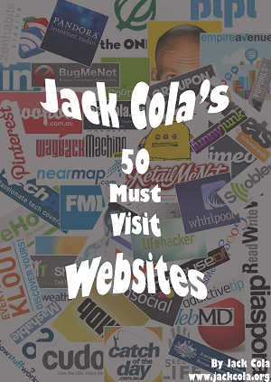 Cover: 50 Must Visit Websites