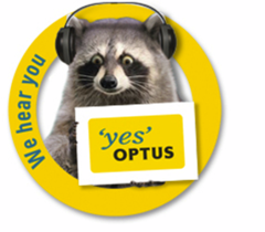 Optus, We hear you