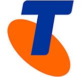 Telstra T Logo