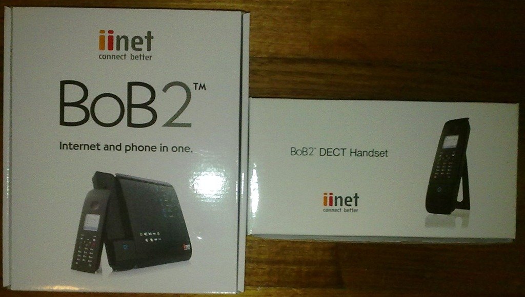 FIRST LOOK: Hands On With iiNet's BoB2 Modem [PICS