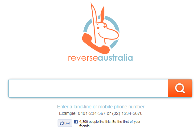 Reverse search phone numbers australia