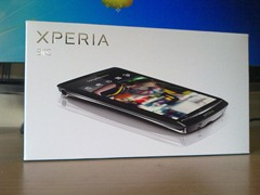 Xperia Arc Box
