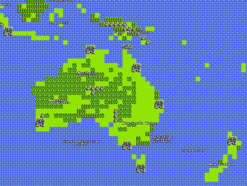 Map Of Australia Video.Google Fools Us All Google S 2012 April Fool Jokes Jackcola Org