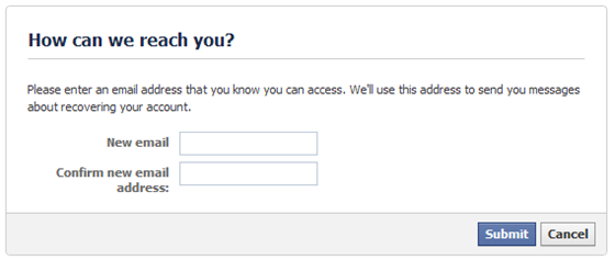 Facebook-no-email-access