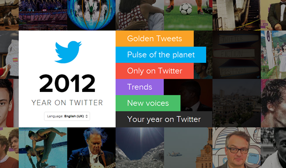 2012 on Twitter: Twitter Year in Review