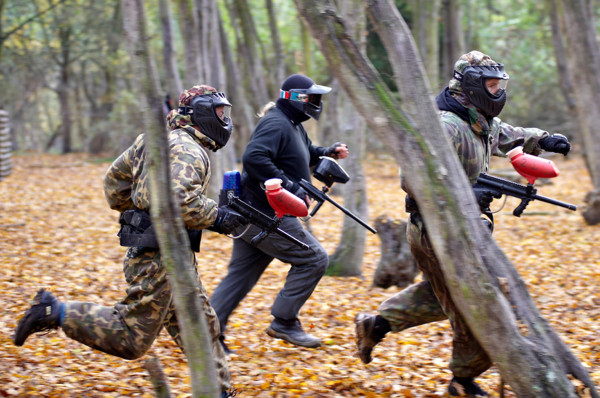 Ministry of Paintball