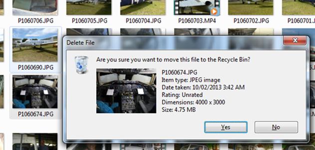 Computer Repair Delete Private Photos