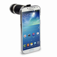 Become a spy with the Samsung Galaxy S4 Mobile Phone Telescope