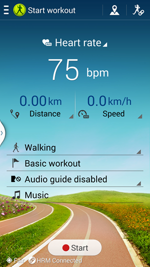 Keeping Fit and Measuring Your Heart Rate With The Samsung Galaxy S4 [Sponsored]