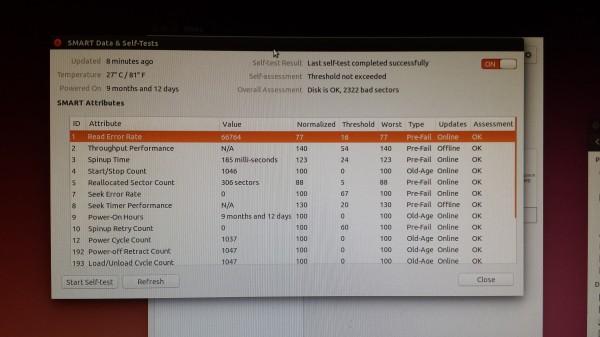 Ubuntu Smart Tool Testing