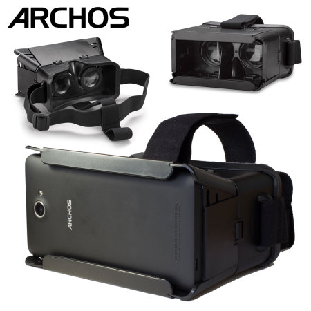Enter A Virtual Reality with Archos VR Glasses [REVIEW]