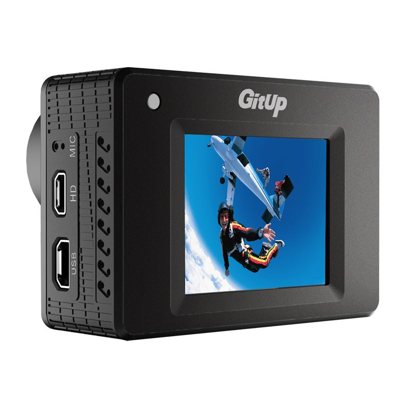 Git1 WiFi Action Camera Review