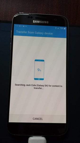 Galaxy S7 Transfer