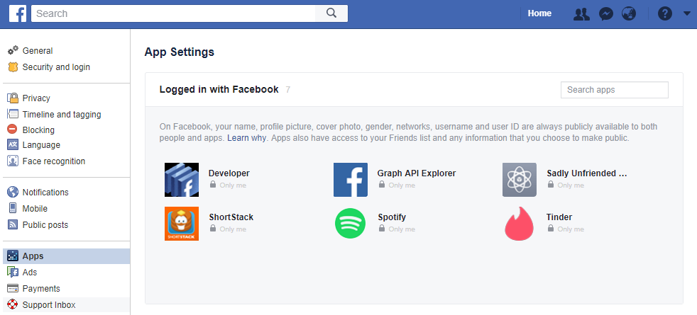 Are you unintentionally leaking your Facebook Profile Data? Here's how to check